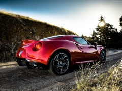 alfa romeo 4c coupe us-version pic #121970