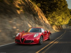 alfa romeo 4c coupe us-version pic #122016