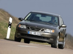 hirsch performance saab 9-3 sport sedan aero pic #26787