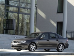 hirsch performance saab 9-3 sport sedan aero pic #26788