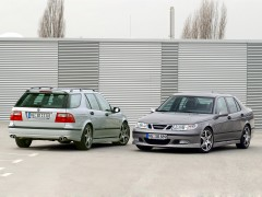 hirsch performance saab 9-5 sedan aero pic #26793