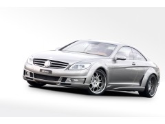 Mercedes CL600 V12 Biturbo photo #43391