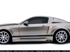 cervinis mustang gt eleanor body kit pic #27509