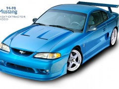 cervinis ford mustang cobra r pic #27557