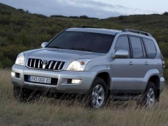 Land Cruiser Prado photo #105592