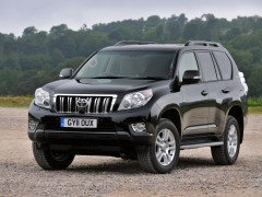 Land Cruiser Prado photo #105594