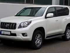 Land Cruiser Prado photo #105596