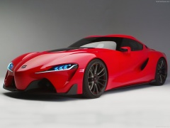 toyota ft-1 concept pic #106930