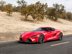 toyota ft-1 concept pic #106941