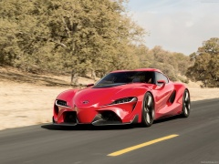 toyota ft-1 concept pic #106942