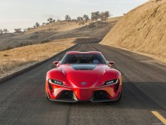 toyota ft-1 concept pic #106951