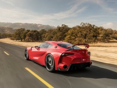 toyota ft-1 concept pic #106953