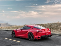 toyota ft-1 concept pic #106954