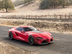 toyota ft-1 concept pic #106961