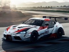 toyota gr supra racing concept pic #187130