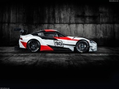 toyota gr supra racing concept pic #187134