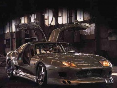 Toyota Supra Gullwing 7th Edition pic