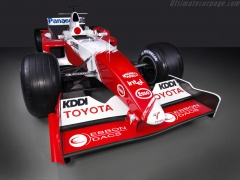 toyota tf105 pic #28108