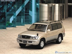 Land Cruiser 100 photo #4080