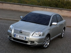 toyota avensis pic #4148
