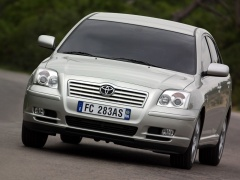 toyota avensis pic #4150