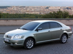 toyota avensis pic #4155