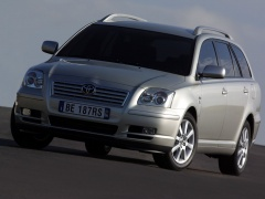 toyota avensis pic #4165