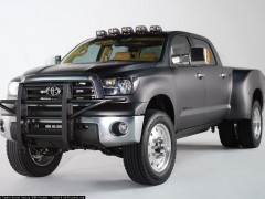 toyota tundra diesel dually pic #50063
