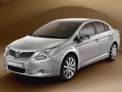 toyota avensis pic #58144