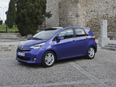 toyota verso-s pic #79150