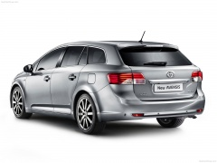 toyota avensis pic #84223