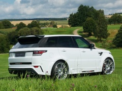 mansory range rover sport pic #130777