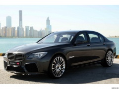 mansory bmw 7-series pic #132331