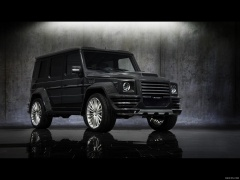 mansory mercedes g-class pic #132360