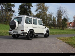 mansory mercedes g-class pic #132366