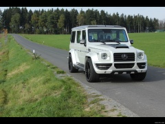 Mercedes G-Class photo #132372