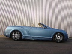 Bentley Continental GTC photo #48527