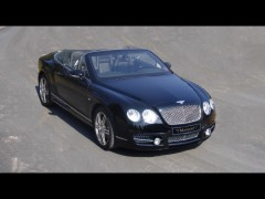 Bentley Continental GTC photo #48529