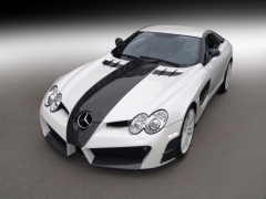 mansory mercedes-benz mclaren slr renovatio pic #58817