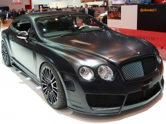 mansory bentley continental gt speed pic #64822