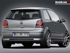VW Polo 9N3 GTi photo #29781