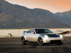APS Nissan 350Z Twin-Turbo pic