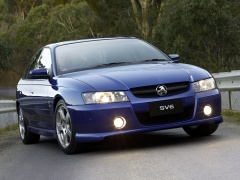 holden commodore sv6 vz pic #11672