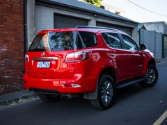 holden trailblazer pic #168440