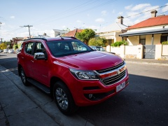 holden trailblazer pic #168445