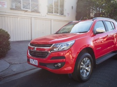 holden trailblazer pic #168446