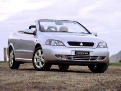 holden astra convertible pic #36700