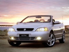 holden astra convertible pic #36701