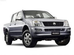 holden hfv6 rodeo pic #37000
