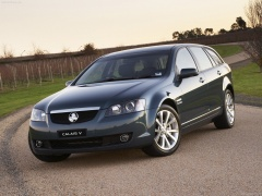 holden ve commodore sportwagon pic #58842